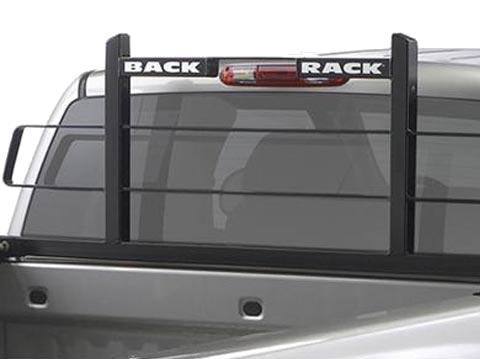 Cobalt Truck Rentals Back Rack
