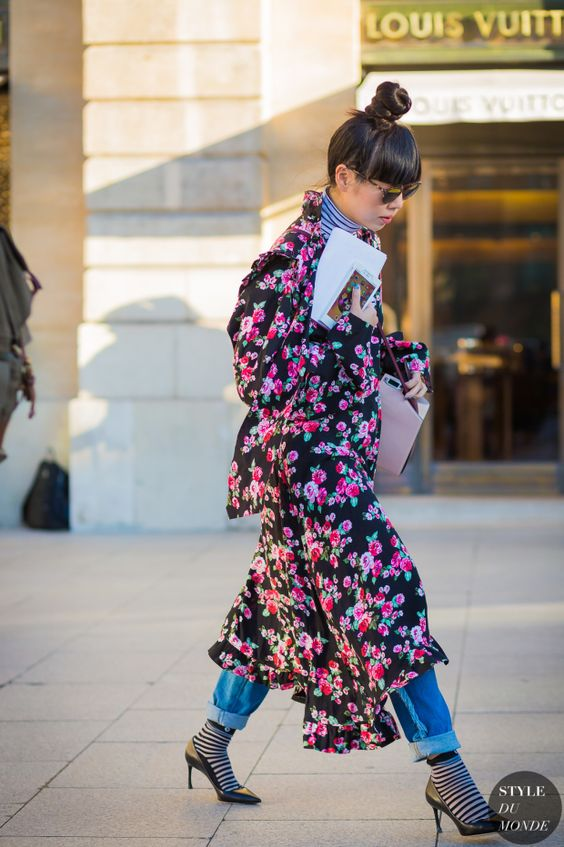Susie Lau of Susiebubble who happens to be my absolute favorite blogger gives us the LAYERING TRICK