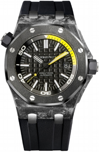watch luxury audemars chronograph first leo this oak is piguet watches messi s blog royal collaborative