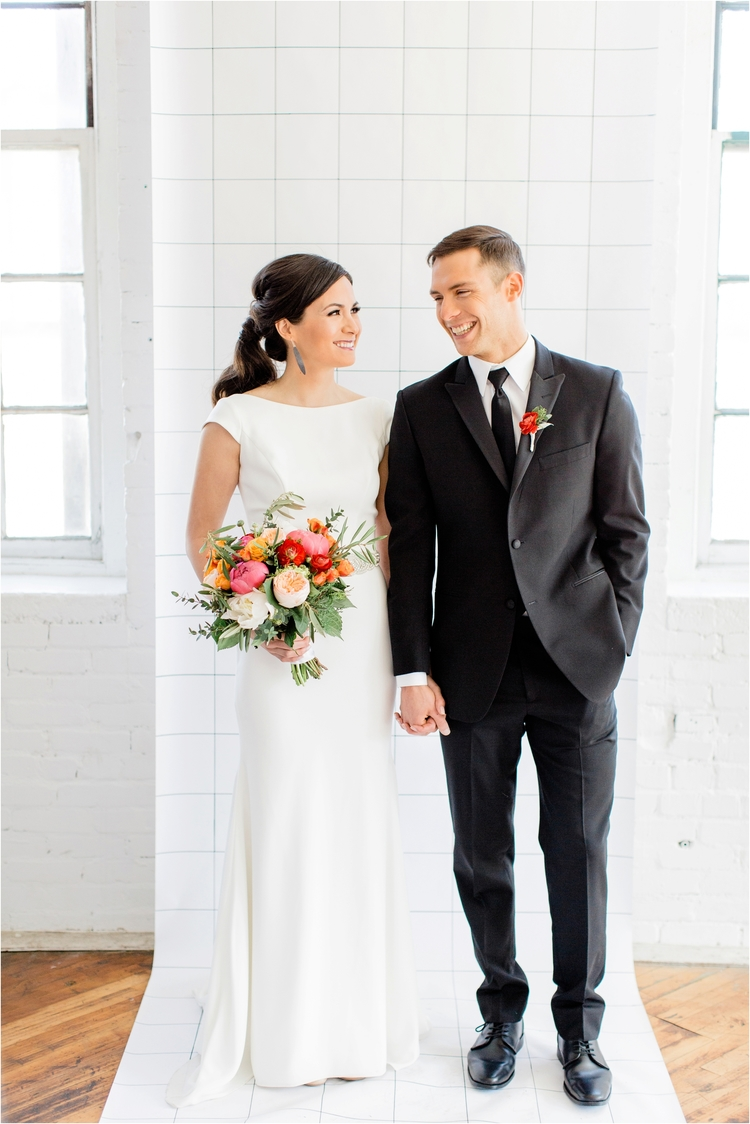 Grand Rapids, Michigan: Minimalist Modern Wedding Inspiration ...