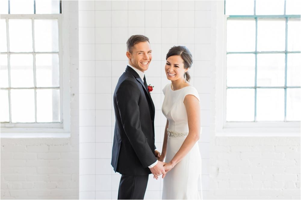 Grand Rapids, MI: Happy Bride and Groom
