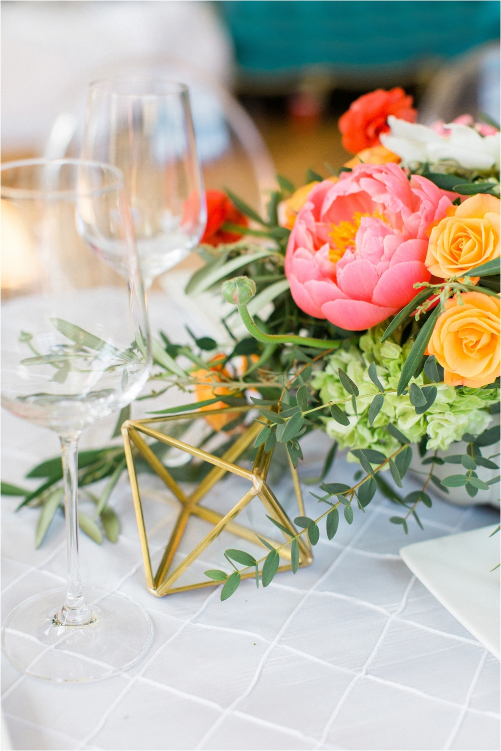 Grand Rapids, MI West Elm Styled Wedding Shoot