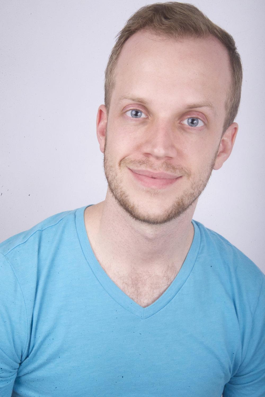 WALTER KAUFMANN played by Jacob Pressley