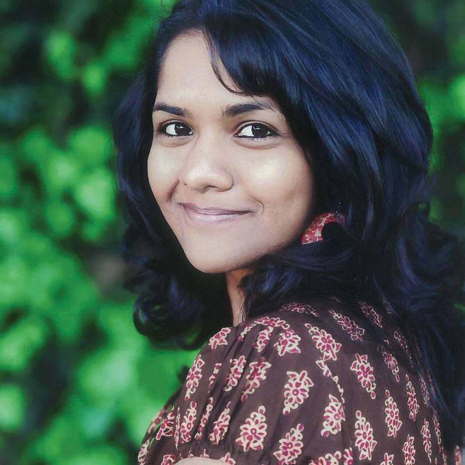 Madhuri Shekar
