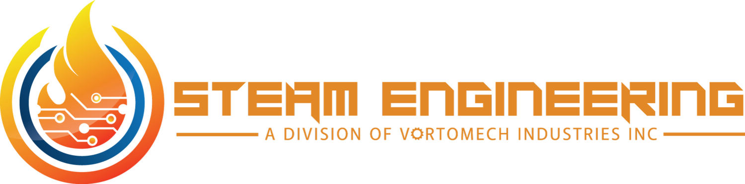 Steam Engineering - A Division of Vortomech Industries Inc.