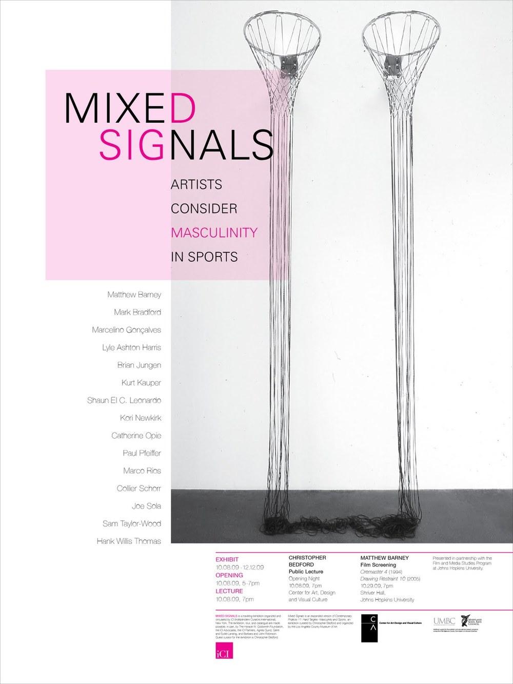Mixed Signals Poster