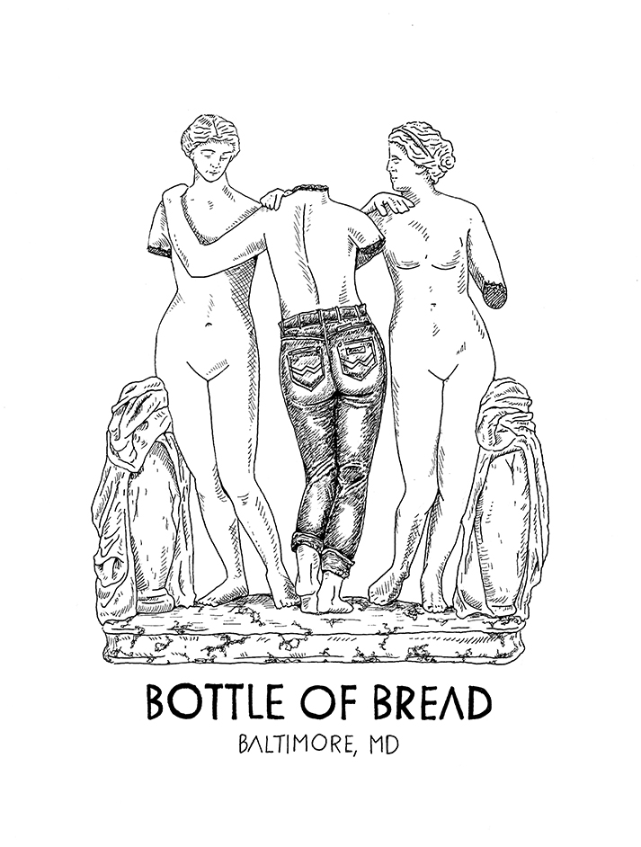 Bottle of Bread