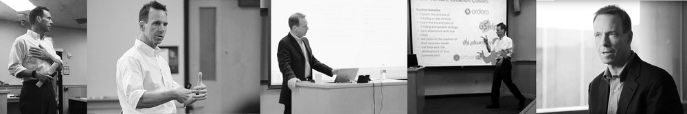 Dr. Rob Adams Executive Education