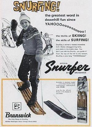 Brunswick Snurfer (1966)