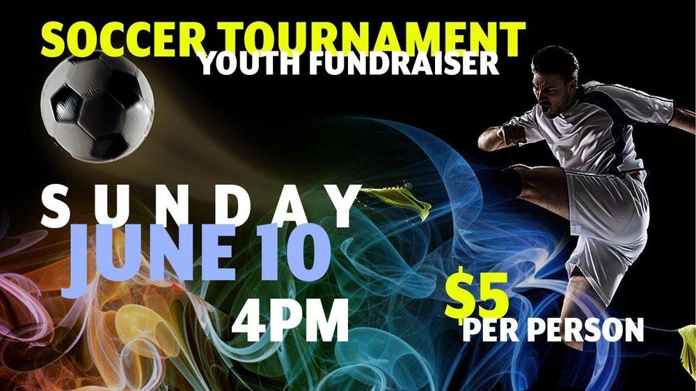 Youth Soccer Foundraiser - June  2018.jpg