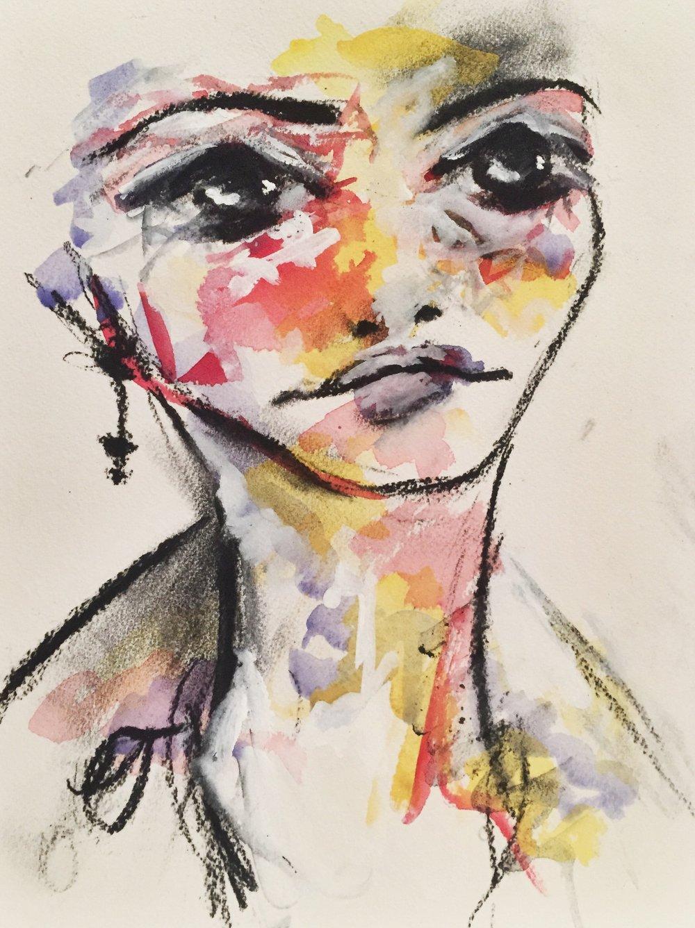 Expressionist Paris, Portrait 1