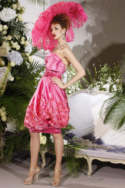 John Galliano for Dior, AW10