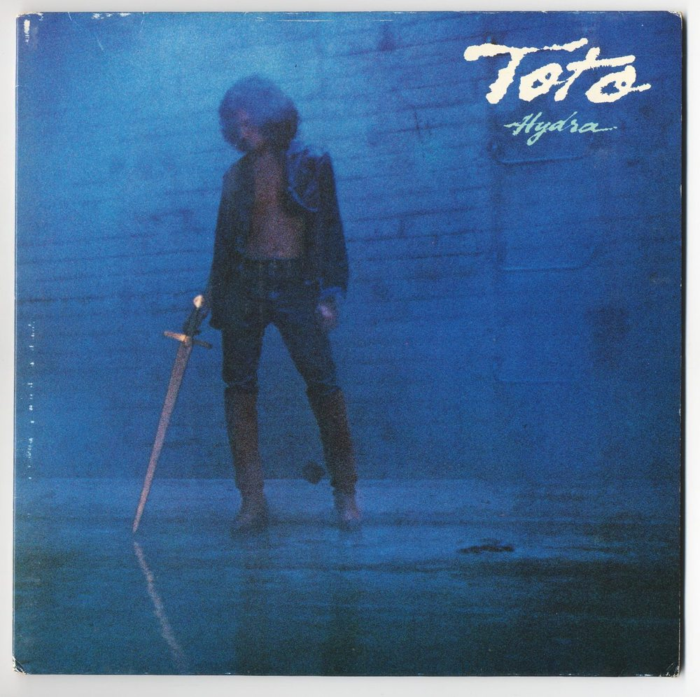 We Need to Talk About This Toto Album Cover — Neil Floyd