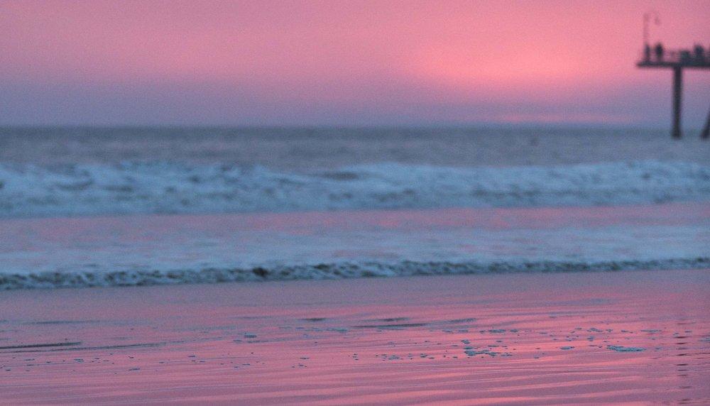 OCEAN LIGHT - Series, 2016 CALIFORNIA, USA