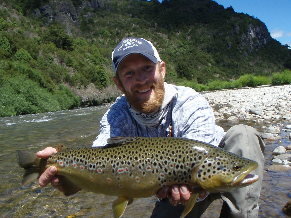Fly Fishing Chile   Chile Fly Fishing Guide   Fly Fishing Guide Chile   Patagonia Trout Adventures  