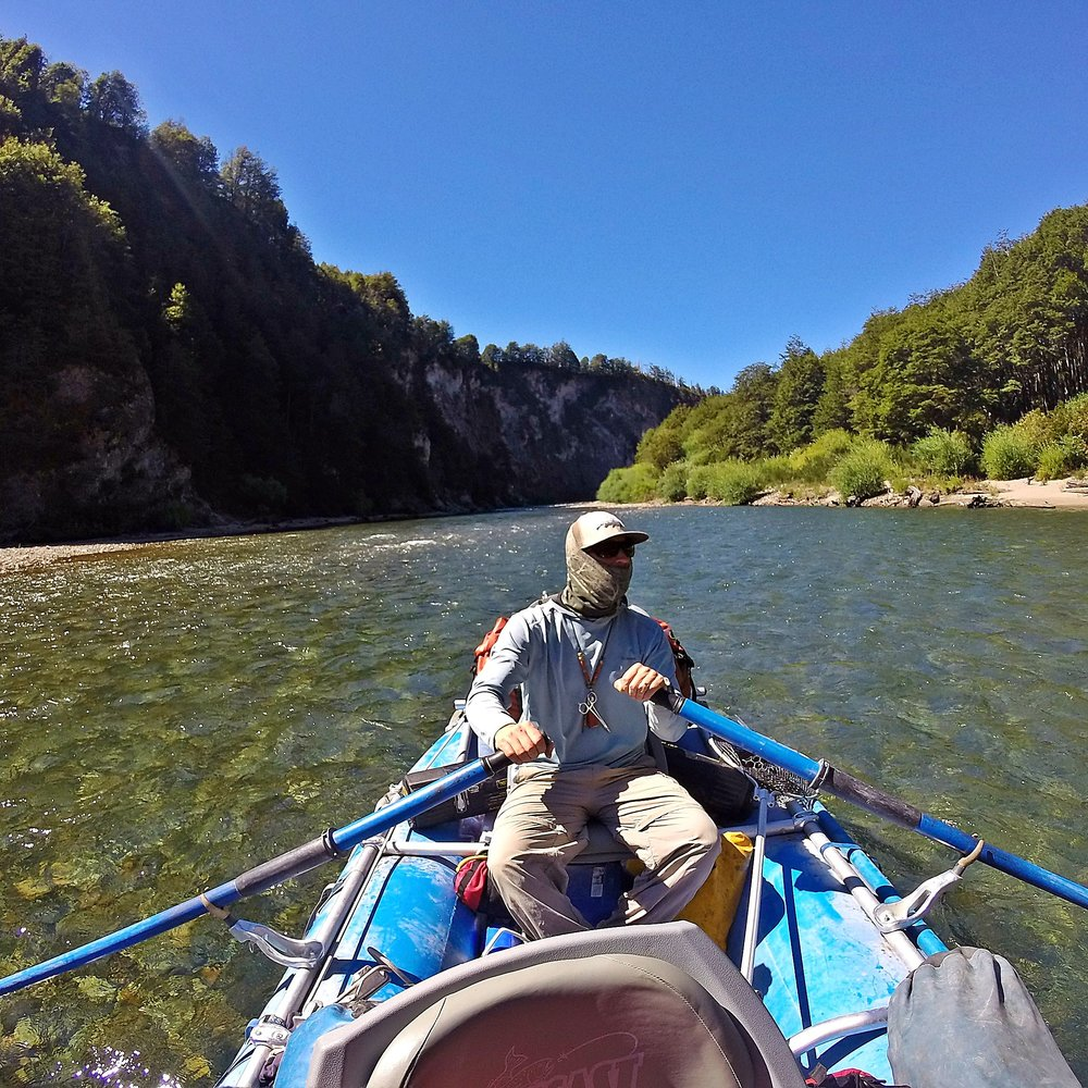 Fly Fishing Chile | Patagonia Fly Fishing Guide | Fly Fishing Guide Chile | Patagonia Trout Adventures |