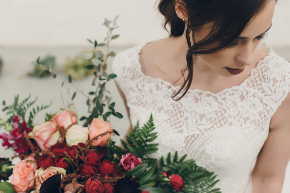 ALBURY WEDDING STYLIST