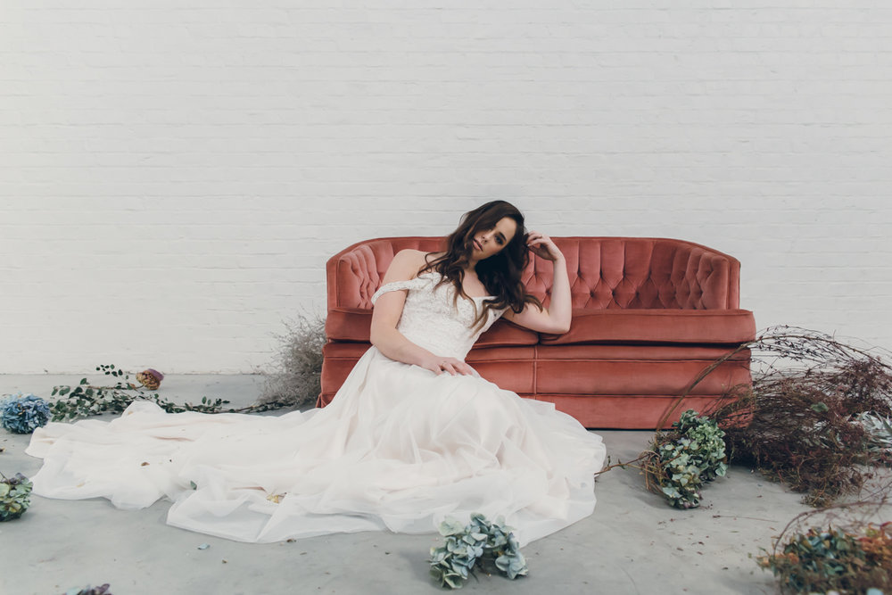 Albury wedding styling