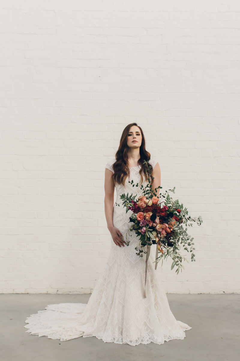 Albury bride