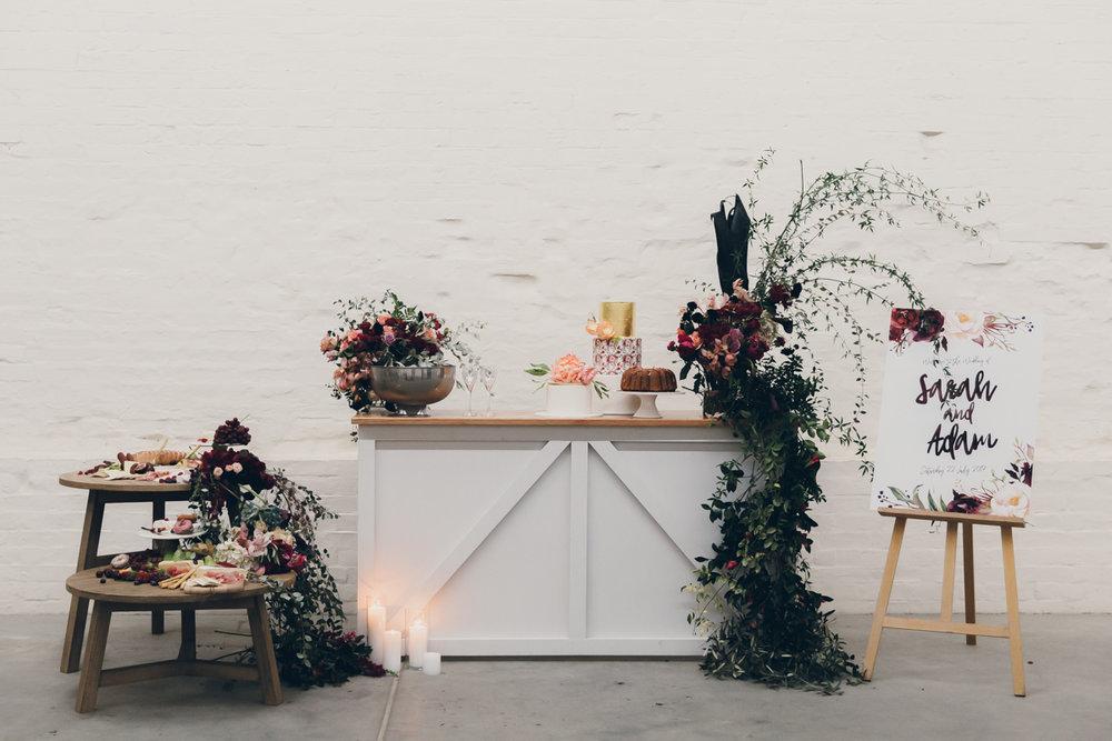 Albury wedding hire