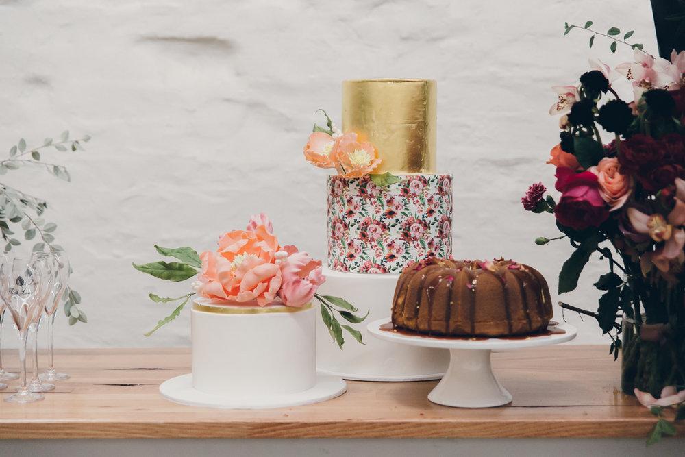 Albury wedding cake
