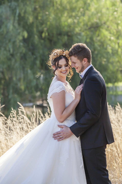 Wagga bride
