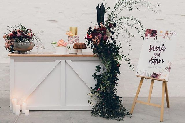 N E W  Y E A R | It's almost time to look back on the past year, but just in case you only just got engaged check out the following vendors for the best wedding EVER! . . . #wedding #engaged #weddingplanner #weddingstyling #romantic #blooms #florist #cake #weddingcake #bar #weddingphotography #romance #bride #bridetobe #florals #newyear #weddinginspiration