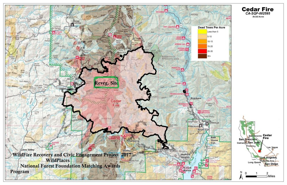 According to SNF resource managers and the Rough PostFire BAER, suppression cuts and trail repair is the first phase of recovery efforts and is needed to return the affected area to pre-fire conditions. Controlling erosion and run-off from fire suppression containment lines and damaged recreation trails are high priorities for the Forest Service to ensure healthy watersheds.