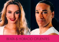 BEATA and HORATIO in Lansing, MI, hosted by the Habibi dancers   show April 22, 2017