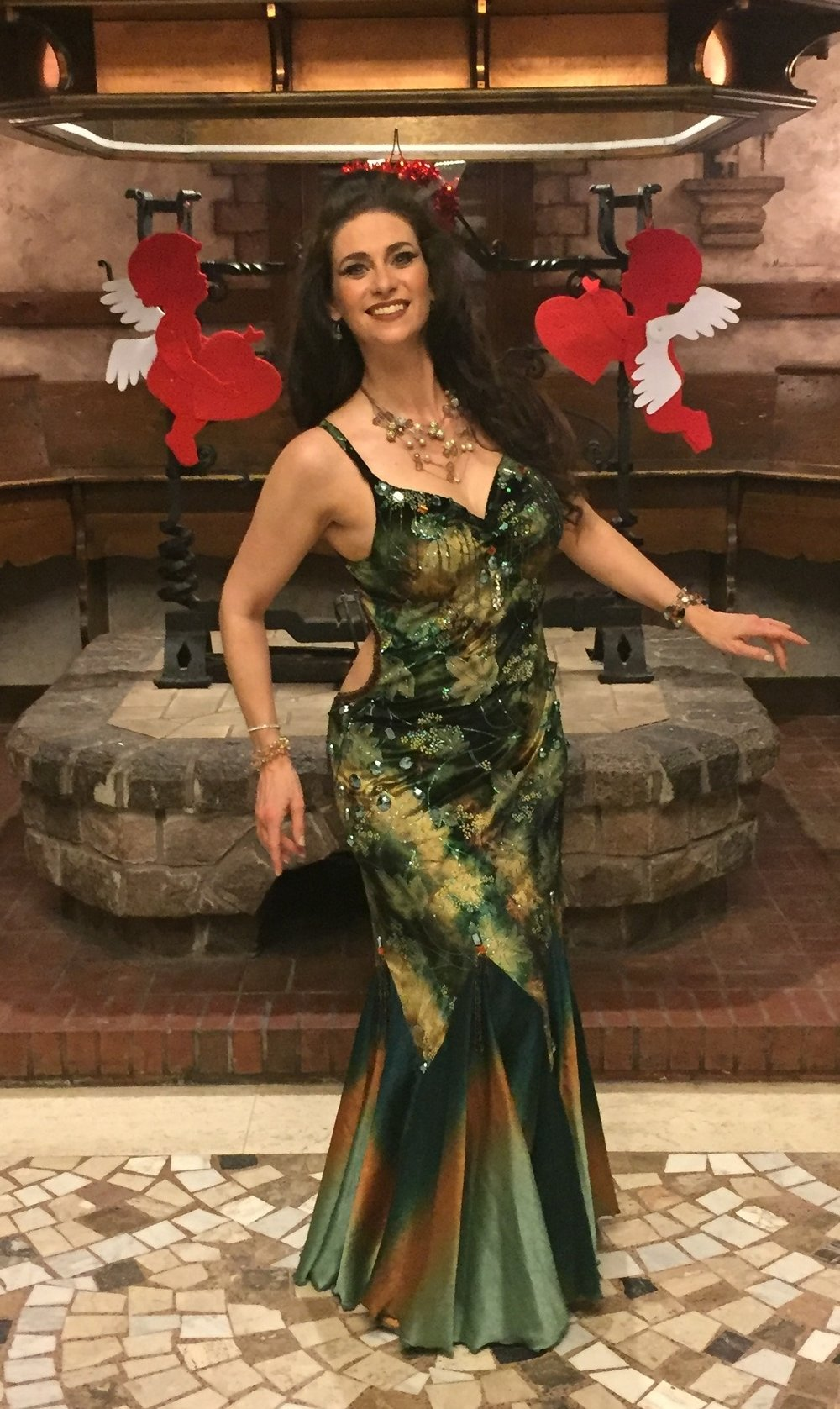 Valentine's Evening hosted by Middle Eastern Entertainment at Fogolar Furlan club February 2018