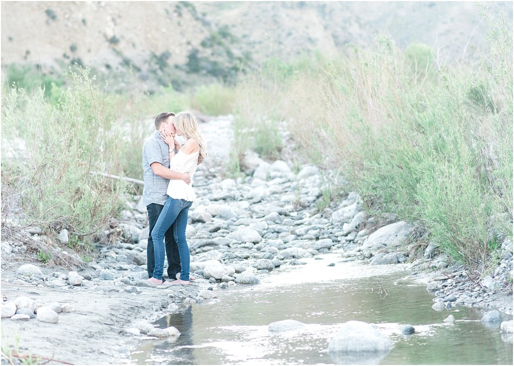Palm Springs Engagement Session