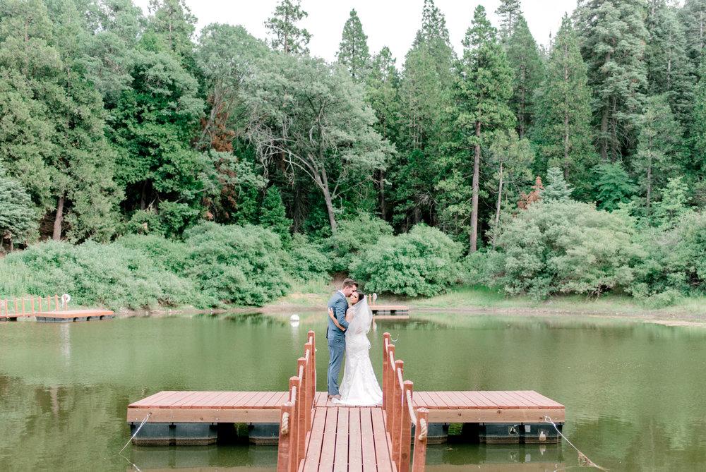 Skypark Forest Wedding