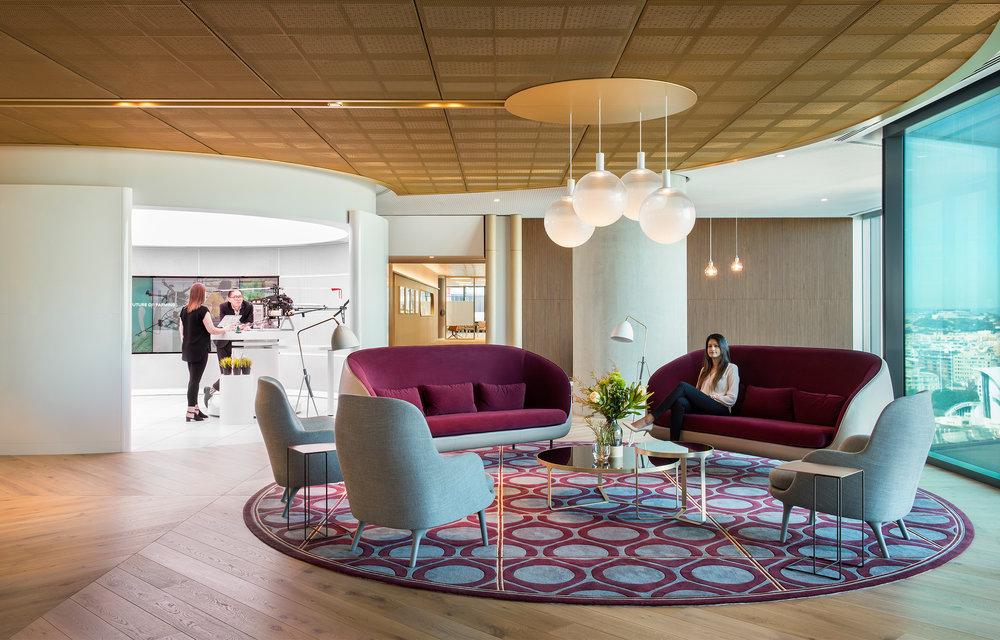 Office design sydney Dropbox The Hathor Legacy Pwc Sydney Client Spaces