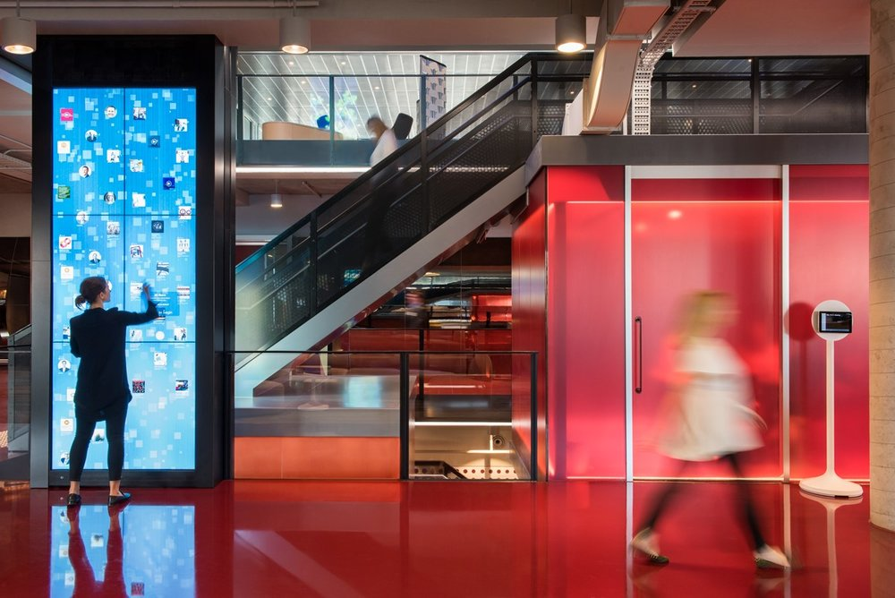 Office interiors melbourne Boardroom Mainevent Pwc Melbourne Client Spaces