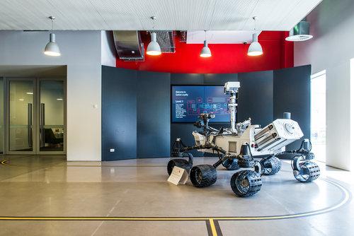 innovative ppb office design. Qantas Innovation Centre Innovative Ppb Office Design