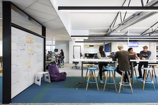 MYOB Opens Innovation Centre - Article by IT Wire