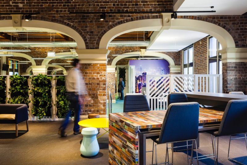 Coworking: Dictating the Future of Workplace Design in Australia - Article by All Work