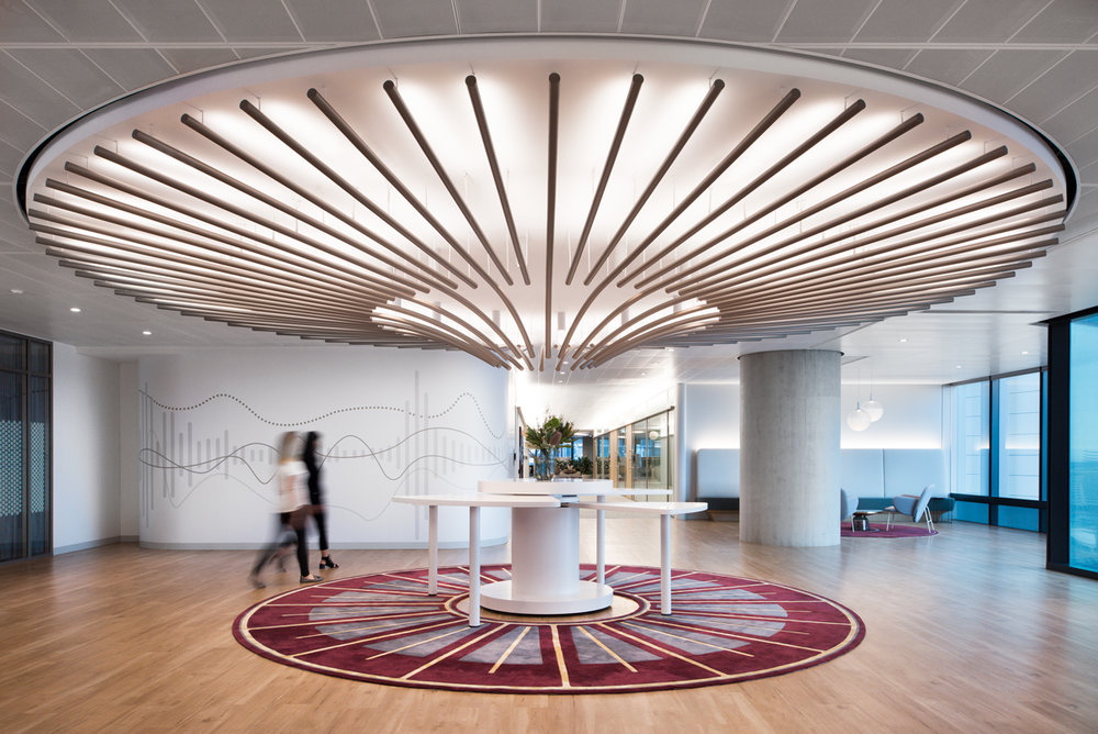 PwC Sydney Client Collaboration Floors