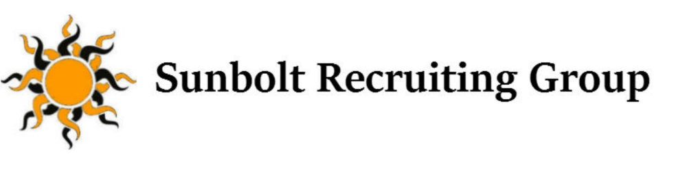 Working With a Recruiter — Sunbolt Recruiting Group Sunbolt Recruiting Group