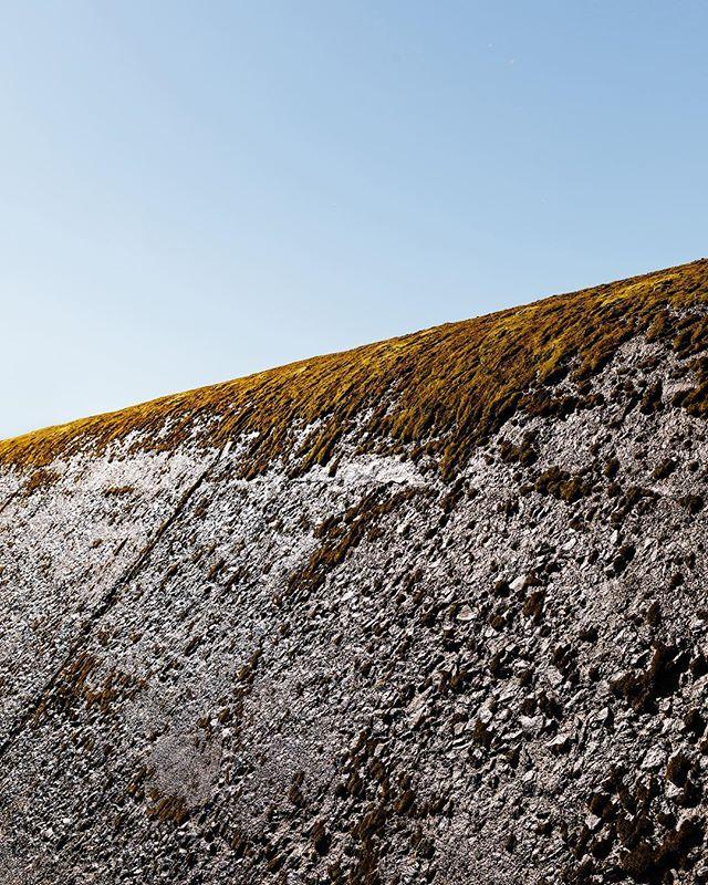 Little Pine dam wall. #tasmania