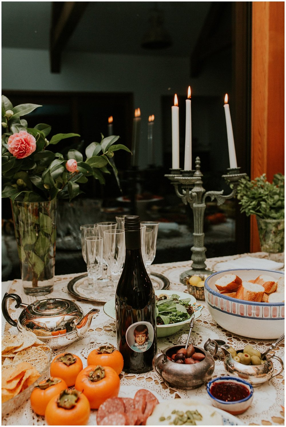 Grazing Table 1940's Party | Carmen Peter Photography Blenheim