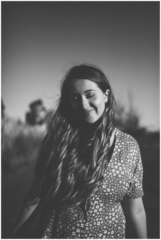 Portrait BW -Blenheim - Carmen Peter Photography