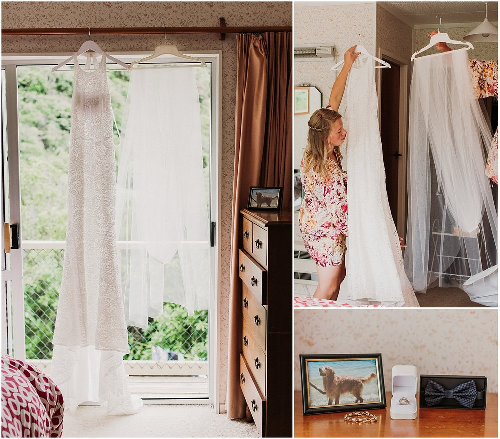 Hannah & Scott Wedding Marlborough Sounds - Carmen Peter Photography