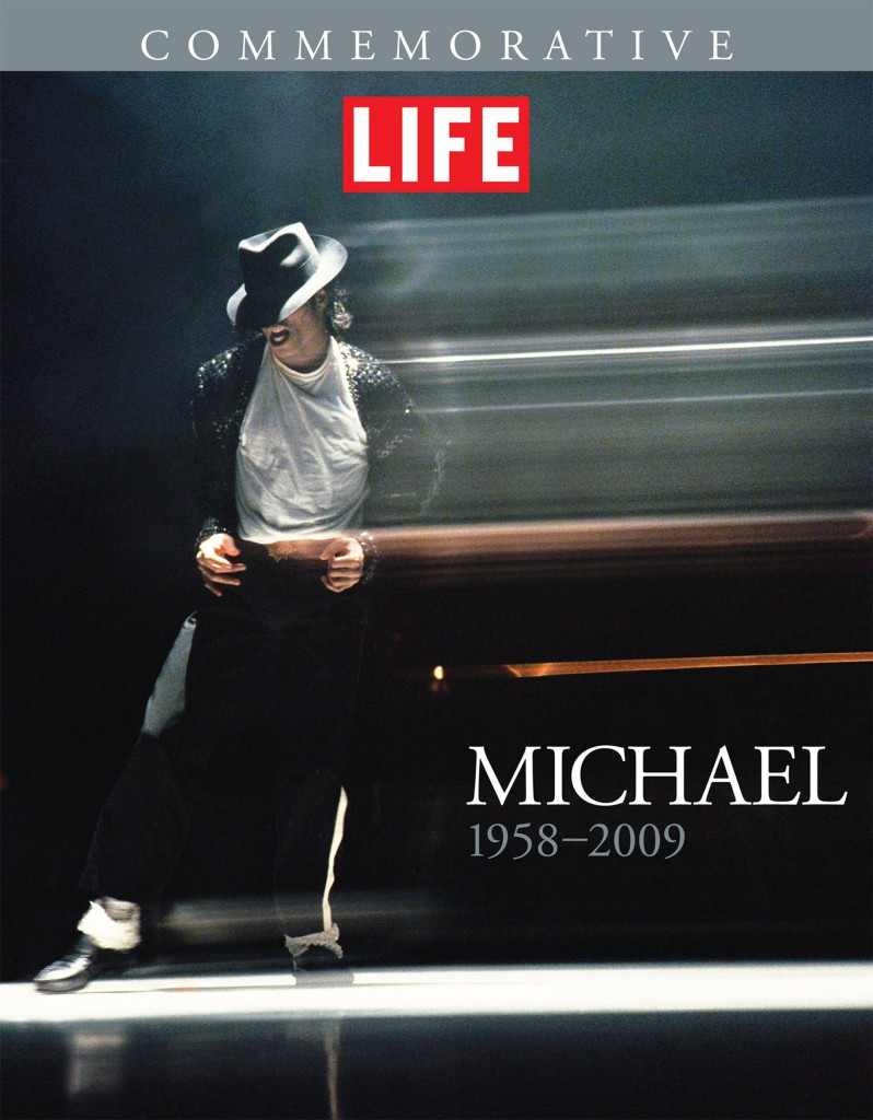 LIFE Magazine has re-issued this commemorative issue every year since Michael Jackson passed in 2009.