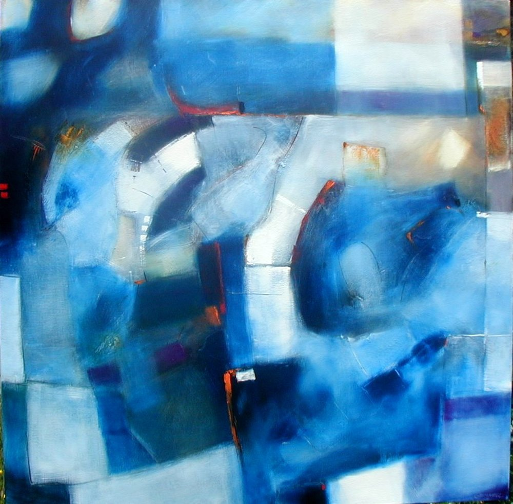 The Blues 122x122cm  oil on linen.jpg