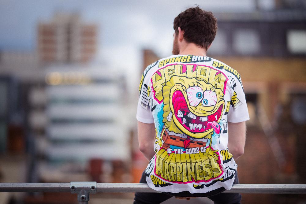 YrStore x Topman Spongebob SquarePants Clothing picture