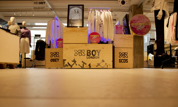 YR STORE STREETWEAR COLLABORATION LAUNCHES AT SELFRIDGES