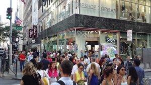 YR x Topshop 5th Avenue