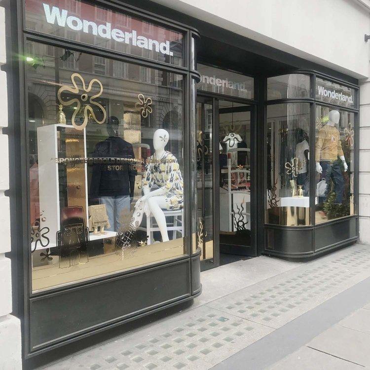 Wonderland Shop