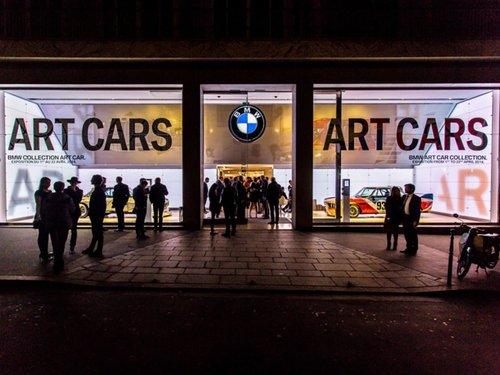 BMW ARTCARS